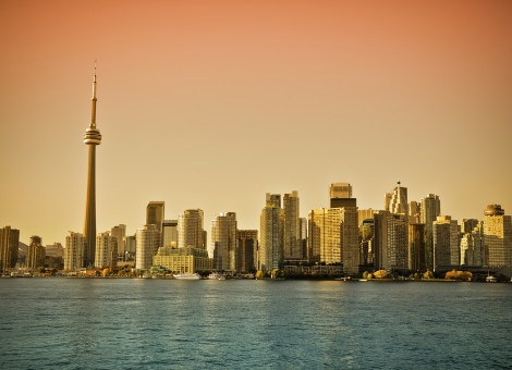 Toronto-city-skyline