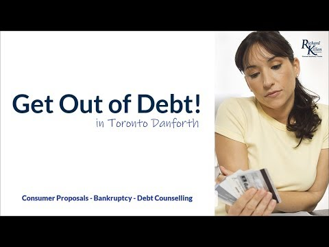 Consumer Proposals & Debt Relief In Toronto on the Danforth