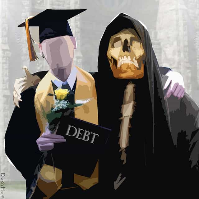 Graduating Into Debt