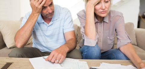 Sorry, Dear, I'm Bankrupt