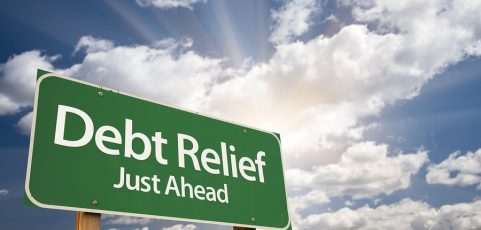 Being Human: Debt relief is just a phone call away