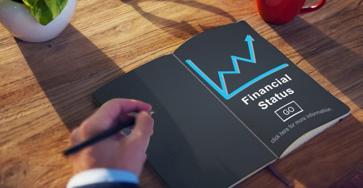 Financial status book- considering a consolidation loan