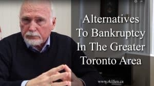 Alternatives To Bankruptcy In The Greater Toronto Area