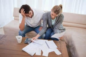 Troubled Couple thinking to file bankruptcy in Toronto